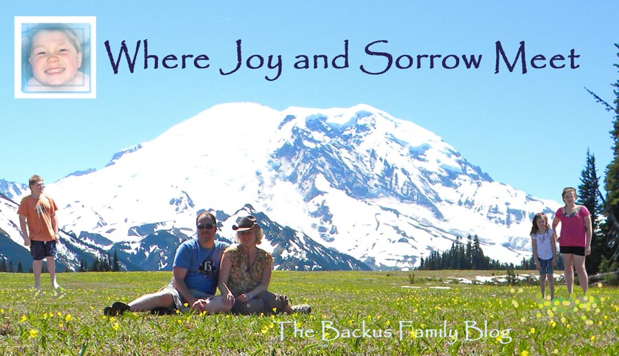 Where Joy and Sorrow Meet