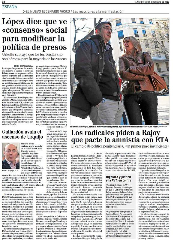 Aguirre quiere bajar el IRPF