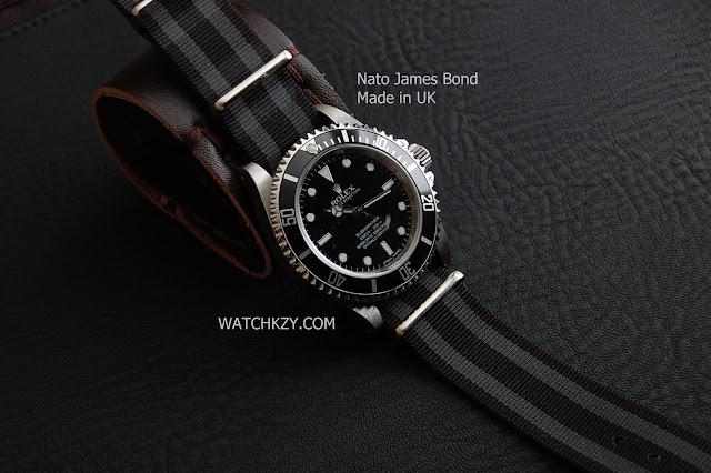Nato James Bond สายนาโต้ ของแท้จากอังกฤษ