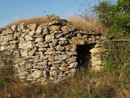 Barraca de pedra seca de Costa Vella