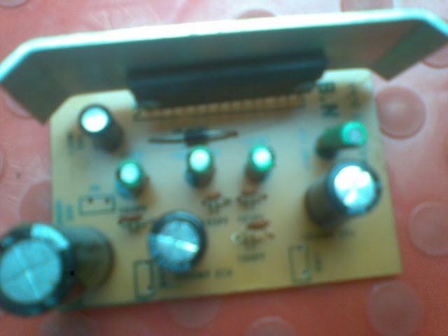 LA4508 audio amplifier circuits
