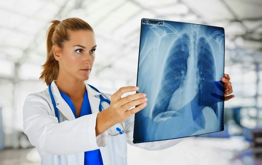 causes of breast cancer, X-ray, radiation