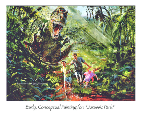 book analysis jurassic park What is the emotional subtext of jurassic park that makes the film  think back  to book reports where you had to parse theme and plot, and.