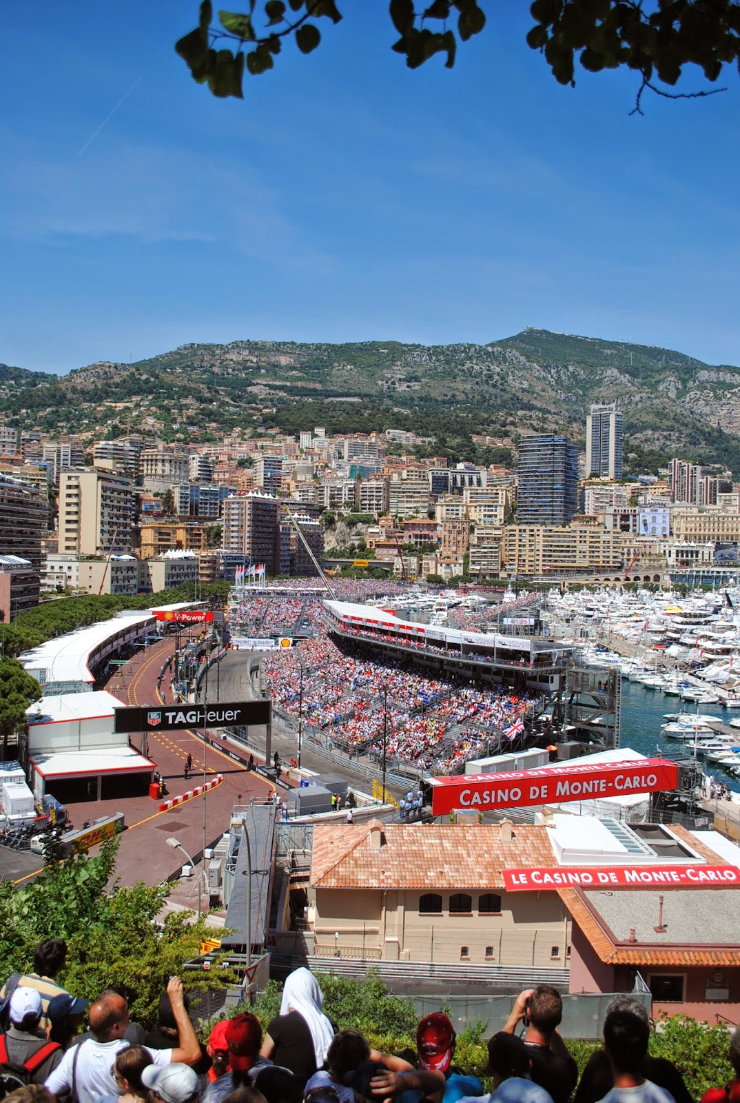Enjoying the Journey - Monaco Grand Prix