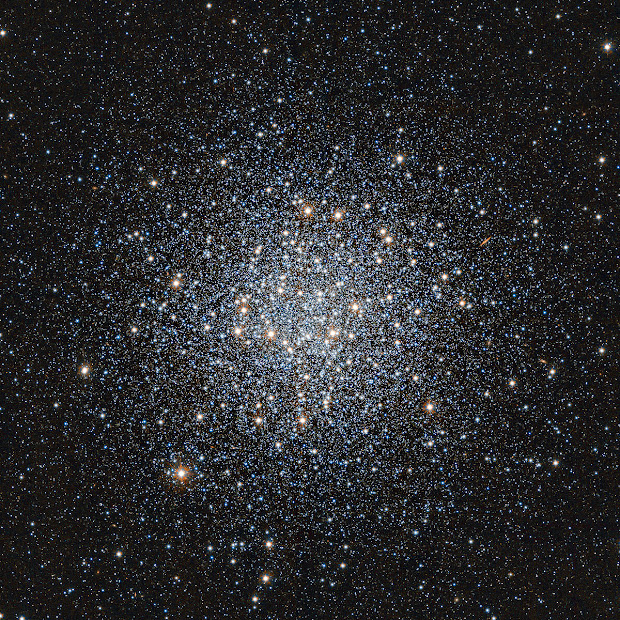 VISTA image of Globular Cluster M55