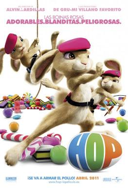 Hop DVDRip Español Latino [2011] Descarga 1 Link [Ver Online]