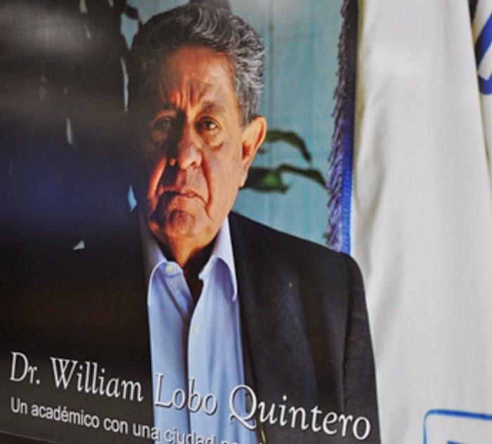 El auditorio N1 de Ingeniería llevará el nombre del Dr. William Lobo Quintero. (Foto: Ramón Pico)