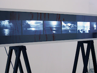 Richard Müller: Galerie Schedler Leuchtkasten Varna