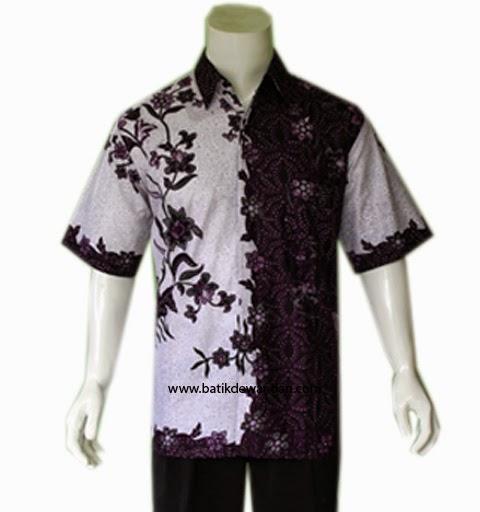 Foto Baju Batik Keren