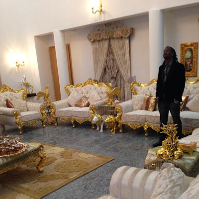 Welcome To Qismat Yinus 39 Blog Golden Palace Peter Psquare Wants You To See This