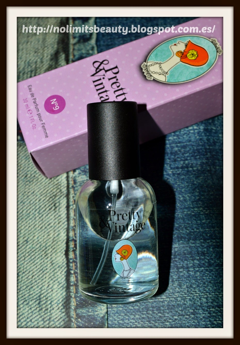 Perfumes Low Cost: Pretty & Vintage nº 9 (Light Blue de Dolce & Gabanna)