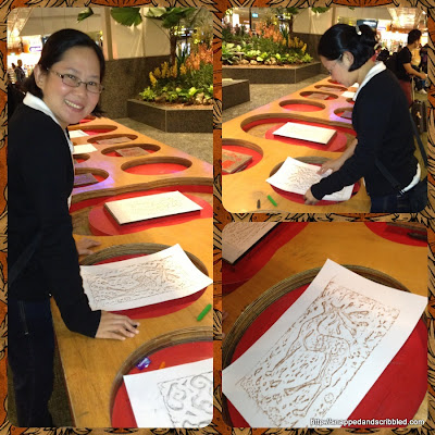 Art Time at Changi Terminal 2