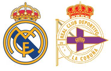 Prediksi Skor Real Madrid vs Deportivo 1 Oktober 2012