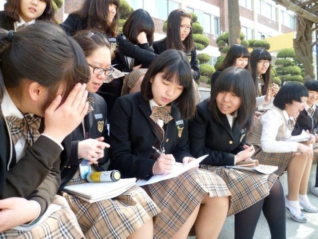 เด็กเกาหลี กับงาน Part-Time