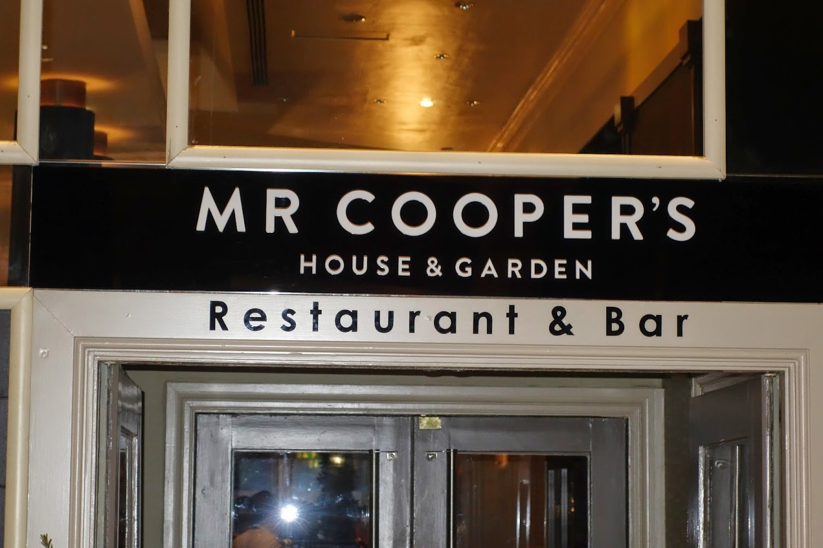 Mr Cooper's House and Garden
