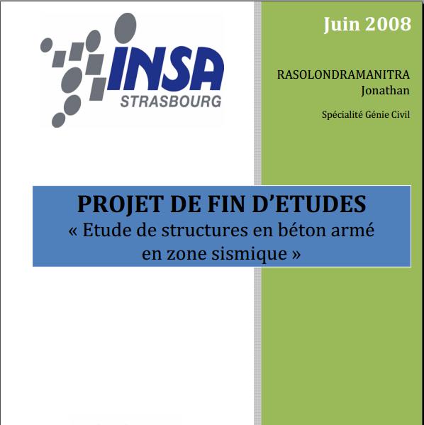 rapport+de+projet+de+fin+d'etude++Etude+de+structures+en+béton+armé ...