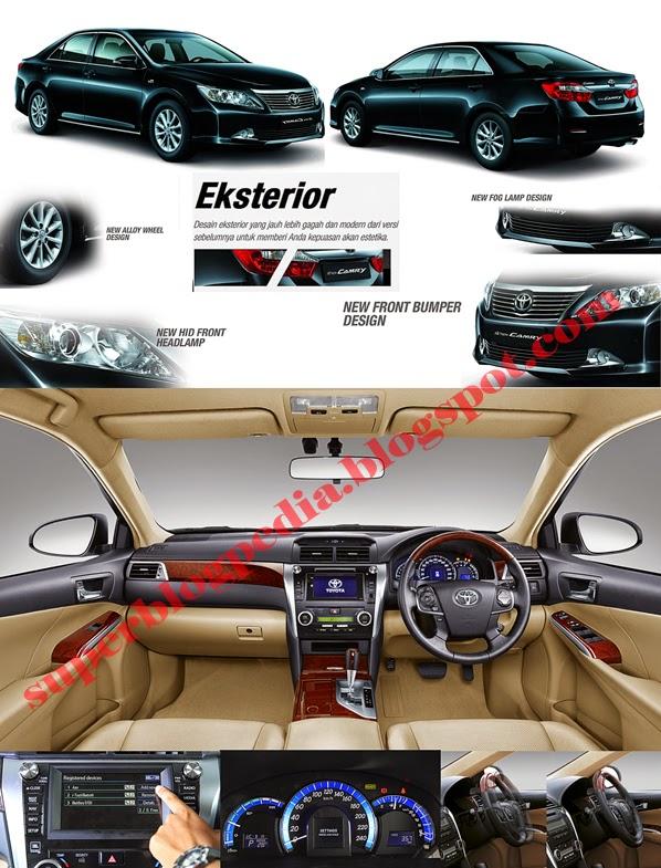 camry hybrid mobil terbaik di indonesia