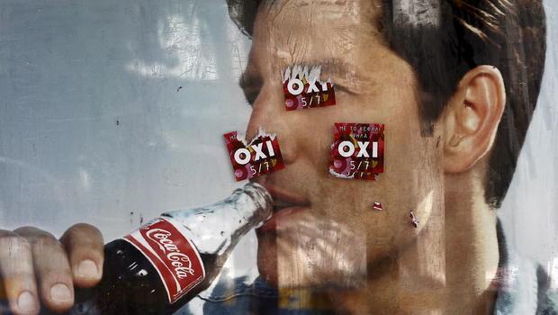 Grécia rejeita desafiadoramente a oferta de resgate da Europa