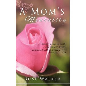 A Mom's Mentality!! Just released by BorderSTone Publishers!