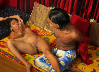 Sexy Desi bhabhi goes nude shows of everything giving blowjob and get fucked hard by partner pics
