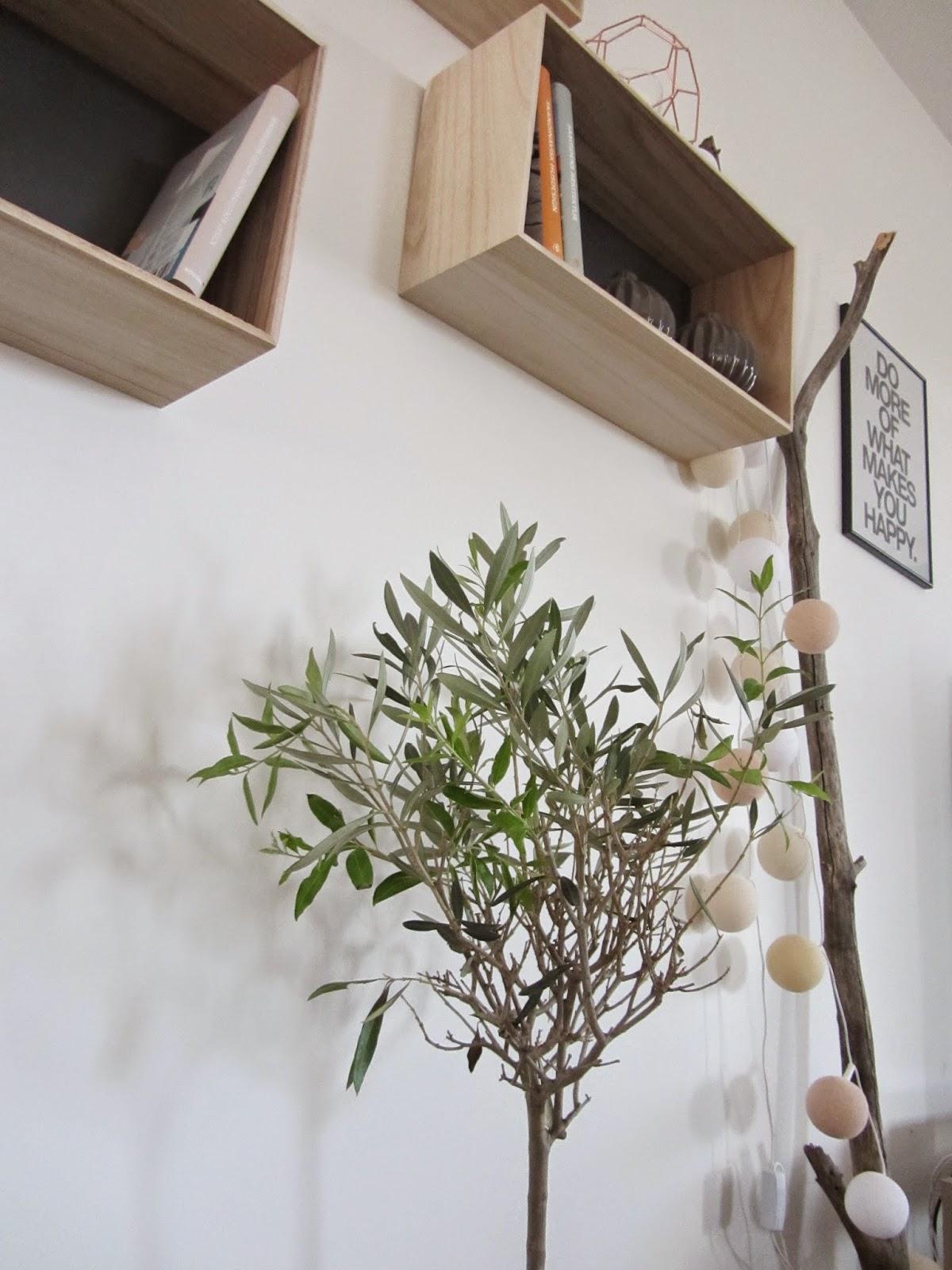 Villa Hov: Lesekrok i stuen som tar minimal plass
