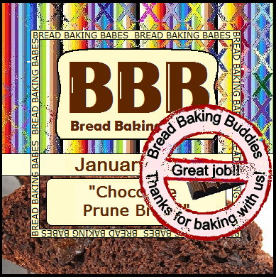 Bread Baking Buddies January 2014 Badge