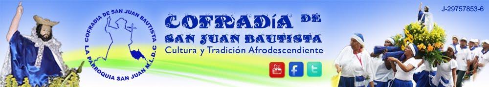 Cofradía de San Juan Bautista de la Parroquia San Juan M.L.D.C