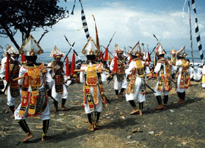 Baris Dance (Line Dance) border=