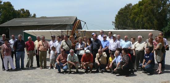 Visita del grup de socis de l'FPAC a Viladecans.