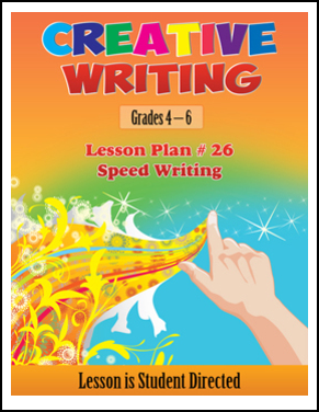 how to teach creative writing to grade 4