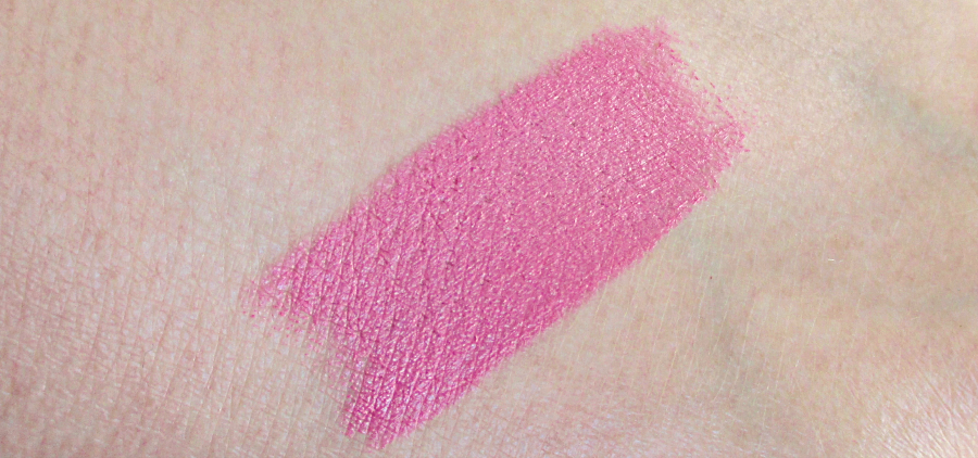 NARS Audacious Lipstick in Claudia Swatch notesfrommydressingtable.com