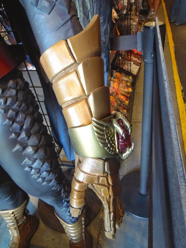Birdman movie costume glove