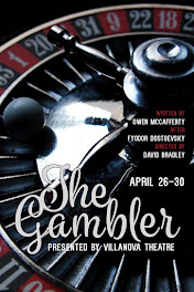 Up Next at Villanova Theatre: THE GAMBLER
