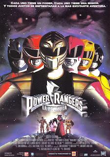 Power Rangers: La Película Poster