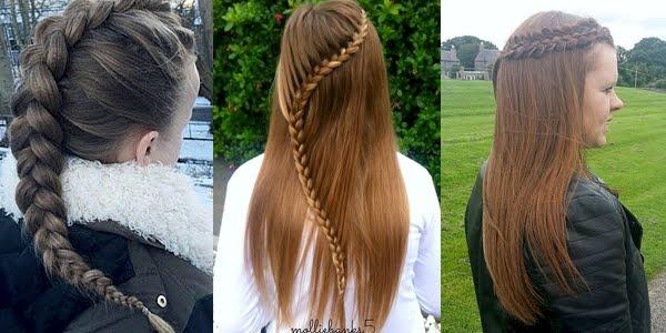 Pretty Braids by Karen Banks, Scotland! , The HairCut Web