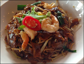 Penang Char Kueh Teow U-Cafe