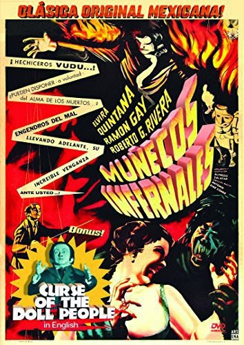 Un film genial de terror, misterio y voodo