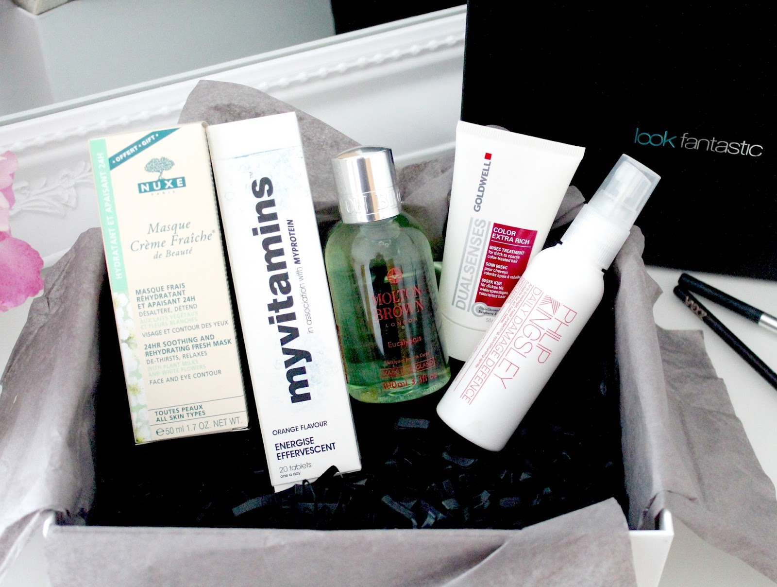 Look Fantastic Beauty Box, Look Fantastic January Beauty Box Review, Look Fantastic Beauty Box Review