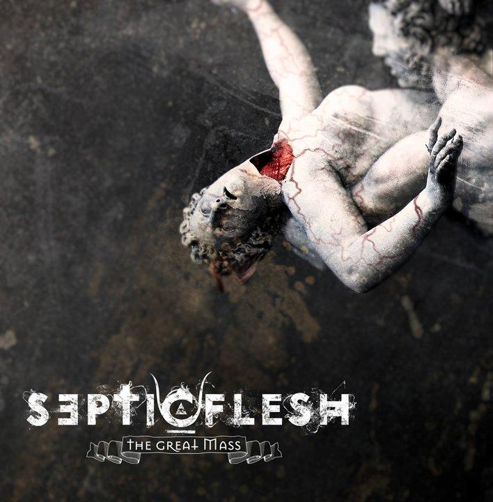 Septicflesh - The Great Mass Cd