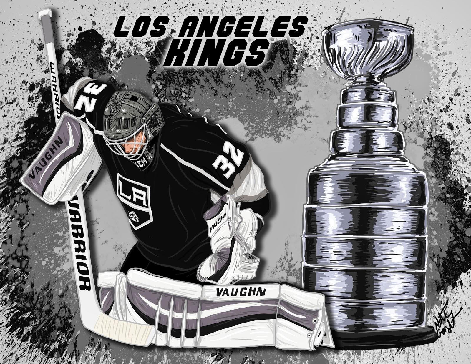 Hockey in art