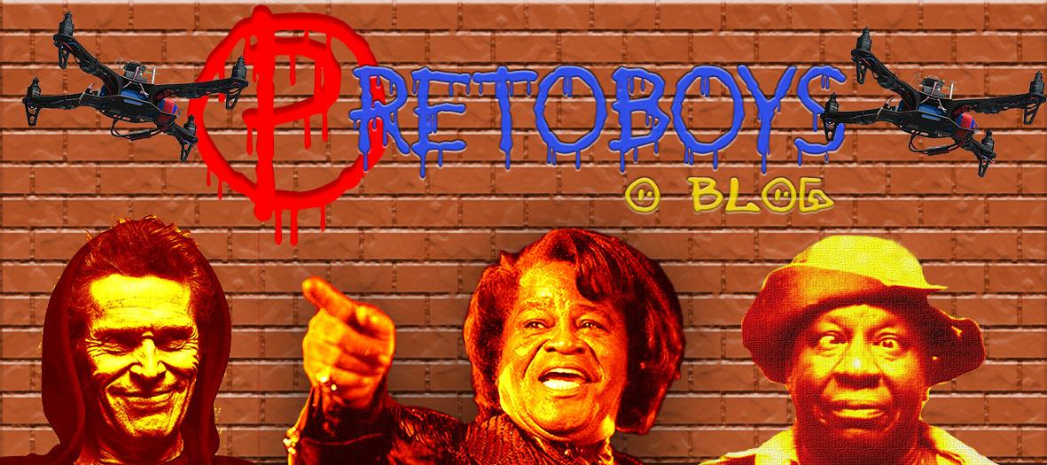 PRETOBOYS - O BLOG