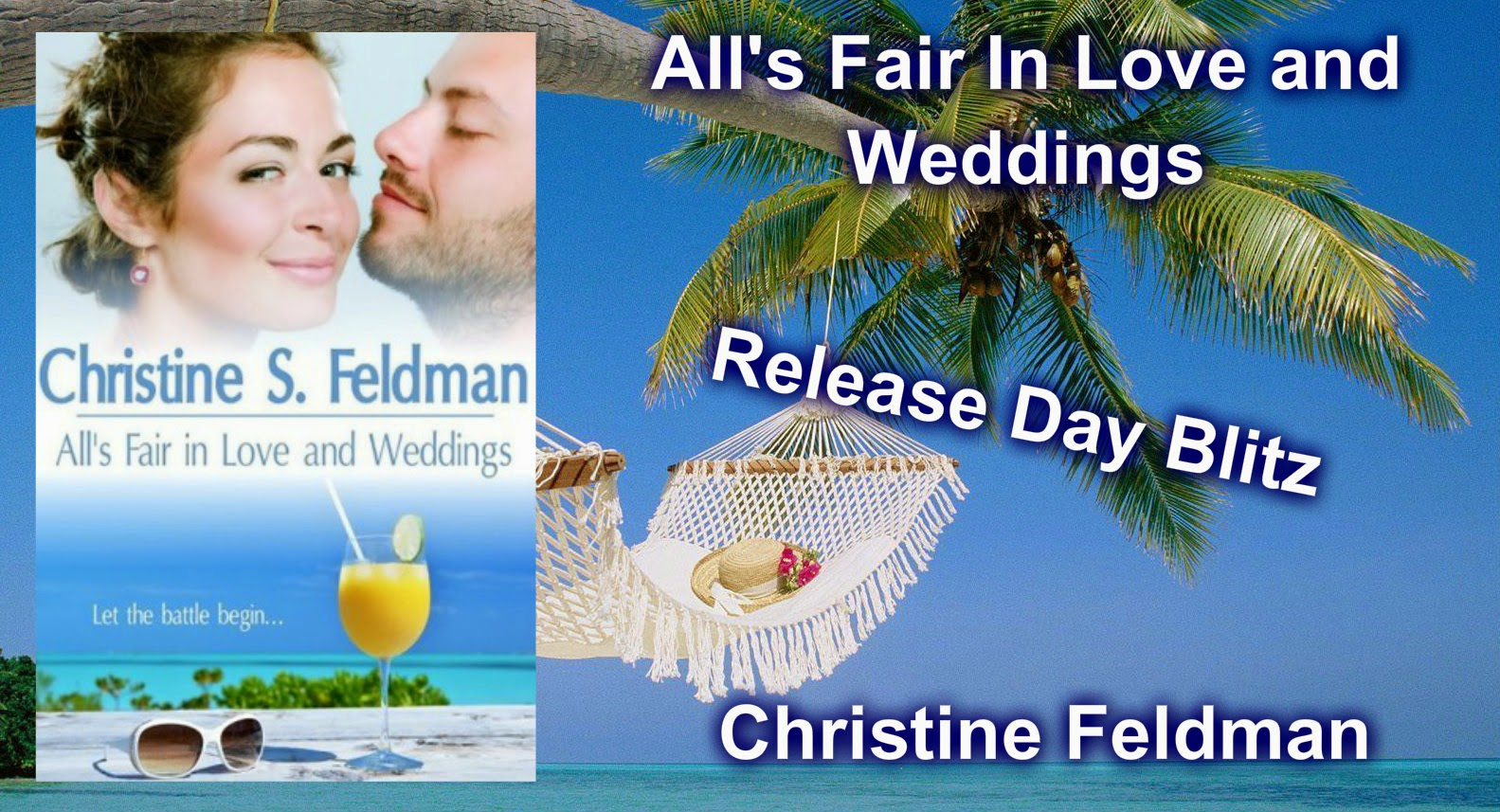 All's Fair In Love and Weddings Release Day Blitz
