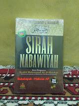Jual Sirah Nabawiyyah 85.000 -> 70.000