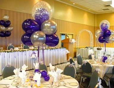 Balloon Centerpiece Ideas7