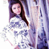 Kajal Agarwal Poses for South Scope Magazine ibo (2)
