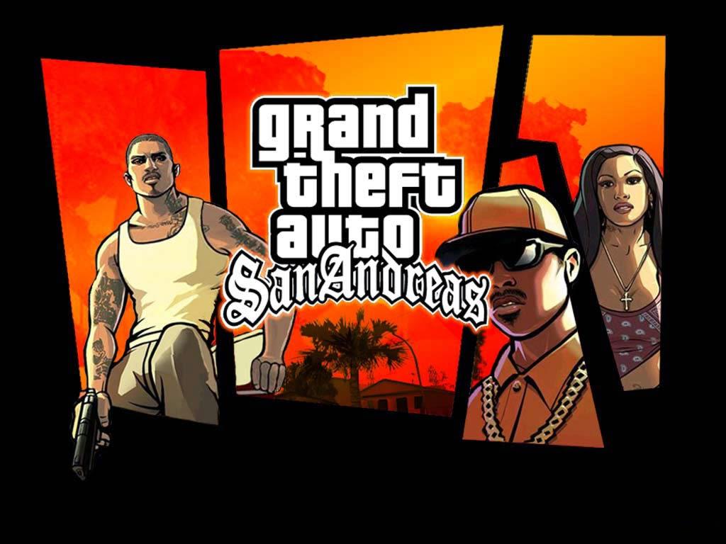 GTA San Andreas, minijuegos