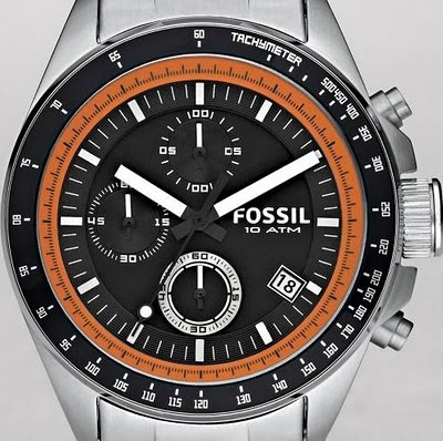 Fossil 10 Atm Manual