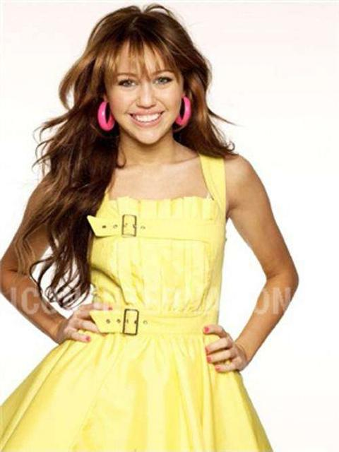 Miley Cyrus Seventeen Magazine Photoshoot #1