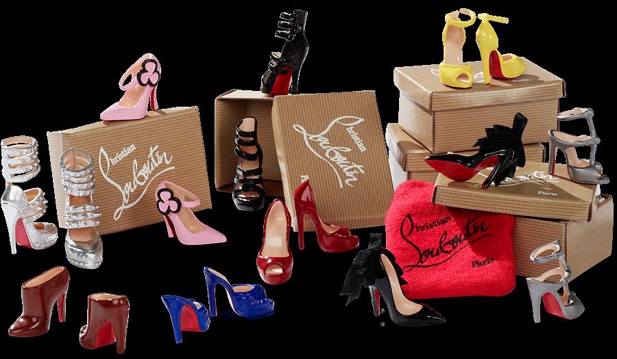 Как сделать туфли для куклы барби своими руками поэтапно