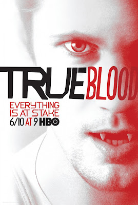 True Blood Season 5 Character Movie Posters - Alexander Skarsgård as Eric Northman